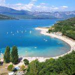 Passez d'inoubliables vacances près du lac de Sainte-Croix