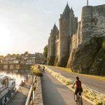 Se préparer pour un voyage en vélo en France